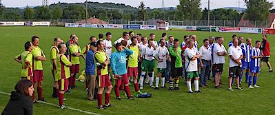 Sokolturnier in Crostwitz am 27.06.2014